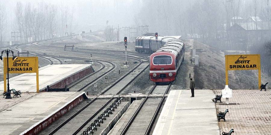 Train_Kashmir, rail